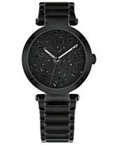 fe85b0a39ba9 Tommy Hilfiger Women s Black Stainless Steel Bracelet Watch 32mm