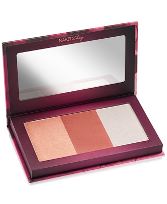 Naked Cherry Highlight & Blush Palette by Urban Decay