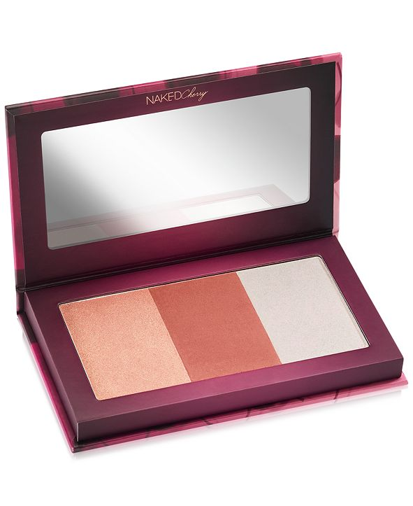 Urban Decay Naked Cherry Highlight & Blush Palette