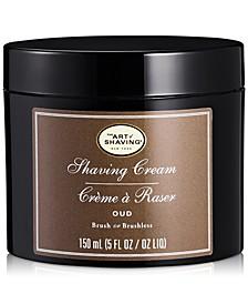 The Oud Shaving Cream, 5 fl. oz.