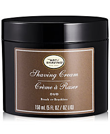 The Art of Shaving Oud Shaving Cream, 5 fl. oz.
