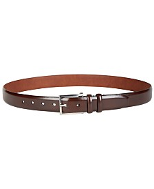 Ryan Seacrest Distinction™ Men's Double-Loop Belt, Created for Macy's