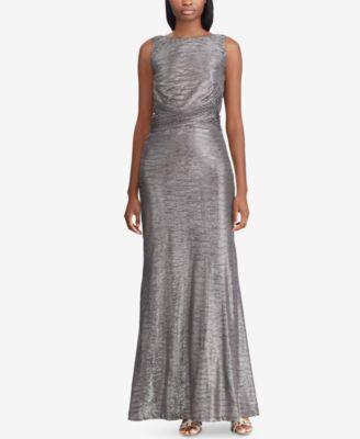Ralph Lauren Satin Dress