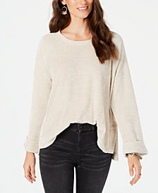 Style & Co Scoop-Neck Top, Created for Macy's