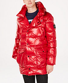 Calvin Klein Men's Oversized Puffer Coat