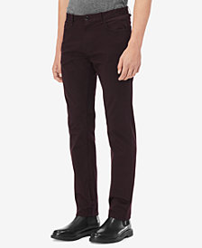 Calvin Klein Men's Authentic Seasonal 5-Pocket Pants