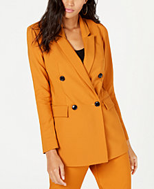 I.N.C. Double-Breasted Blazer, Created for Macy's