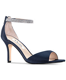 Nina Volanda Evening Dress Sandals