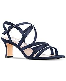 Genaya Strappy Evening Sandals