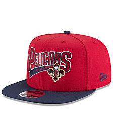 New Era New Orleans Pelicans Retro Tail 9FIFTY Snapback Cap