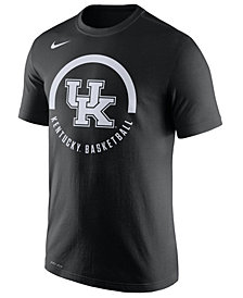 Nike Men's Kentucky Wildcats Cotton Basketball Verbiage T-Shirt