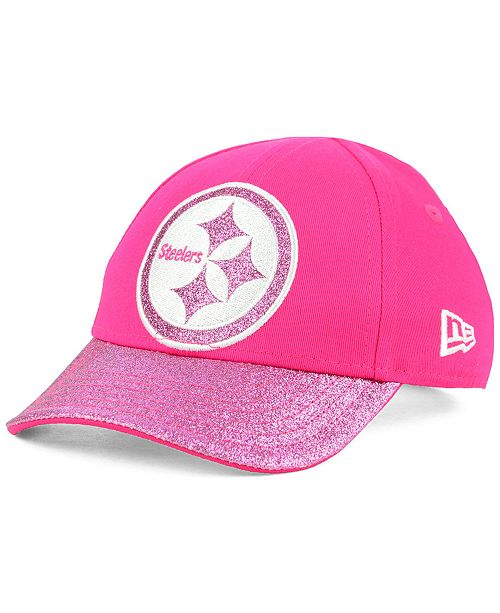 898c78fc1 New Era Girls  Pittsburgh Steelers Shimmer Shine Adjustable Cap ...