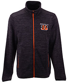 G-III Sports Men's Cincinnati Bengals High Jump Jacket