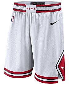 Nike Men's Chicago Bulls Association Swingman Shorts