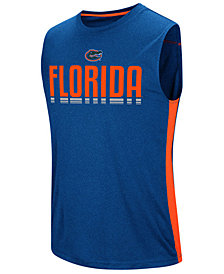 Colosseum Men's Florida Gators Hanging Curveball Tank