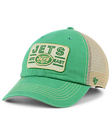 '47 Brand New York Jets Sallana Mesh CLEAN UP Cap
