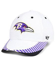 '47 Brand Baltimore Ravens Tantrum Contender Flex Cap