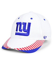'47 Brand New York Giants Tantrum Contender Flex Cap
