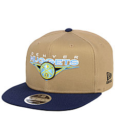 New Era Denver Nuggets Jack Knife 9FIFTY Snapback Cap