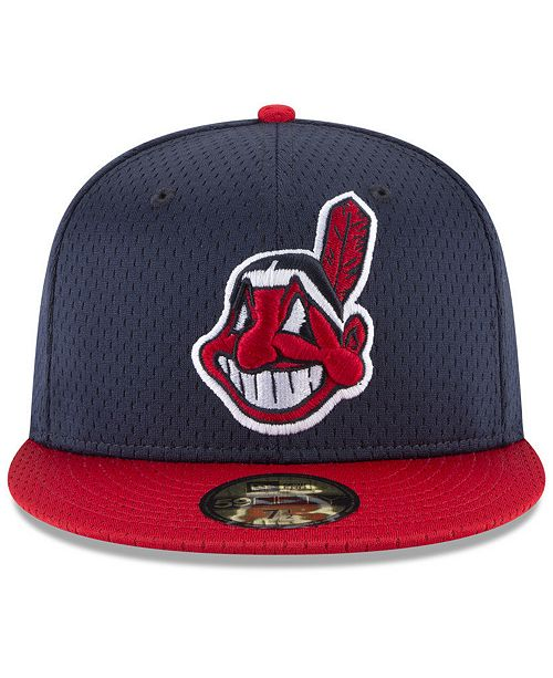 reputable site 94a80 9a6ae ... wholesale new era. cleveland indians retro classic batting practice  59fifty fitted cap. be the