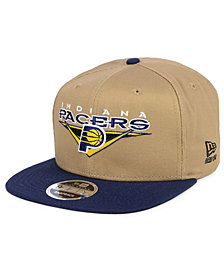 New Era Indiana Pacers Jack Knife 9FIFTY Snapback Cap