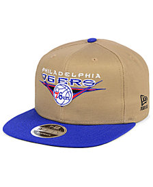 New Era Philadelphia 76ers Jack Knife 9FIFTY Snapback Cap