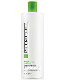 Paul Mitchell Super Skinny Daily Shampoo, 33.8-oz., from PUREBEAUTY Salon & Spa