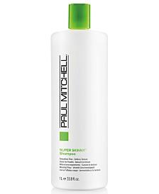 Paul Mitchell Super Skinny Daily Shampoo, 33.8-oz., from PUREBEAUTY Salon & Spa