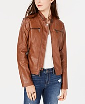 c1678bbb0b8 Maralyn   Me Juniors  Faux-Leather Moto Jacket
