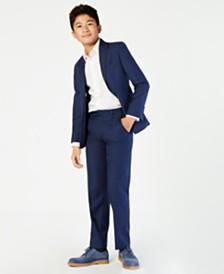 Calvin Klein Boys' Infinite Stretch Jacket, Vest & Pants Separates