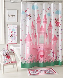 Magical Princess Shower Curtain