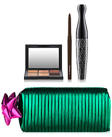 MAC 4-Pc. Shiny Pretty Things Goody Bag Eye Set - Limited Edition, A $99 Value!