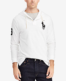 Polo Ralph Lauren Men's Mesh Cotton Hoodie