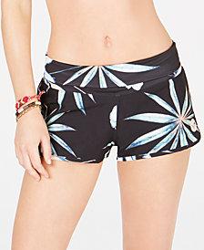 Roxy Juniors' Printed Swim Shorts