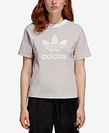 adidas Originals Cotton Trefoil T-Shirt