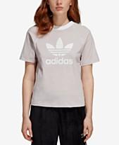 c19573ede14 adidas Originals Cotton Trefoil T-Shirt