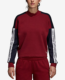 adidas Sport ID Mock-Neck Sweatshirt