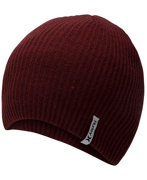 Hurley Men's Staple One and Only Beanie