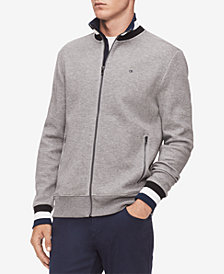 Calvin Klein Men's Full-Zip Sweater