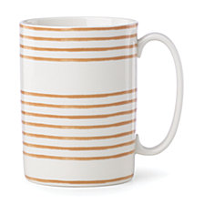 kate spade new York Sienna LaneStripe Accent Mug