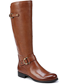 Naturalizer Jillian Wide Calf Riding Boots