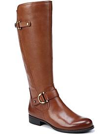 Naturalizer Jillian Wide Calf Riding Boots