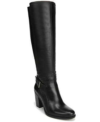 Kelsey Wide Calf Riding Boots by Naturalizer