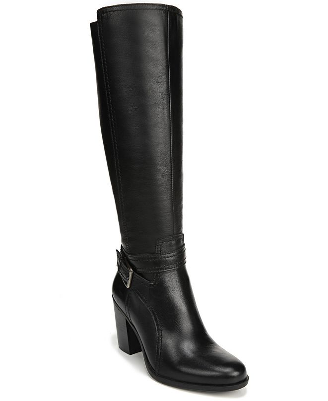 Naturalizer Kelsey Leather Riding Boots