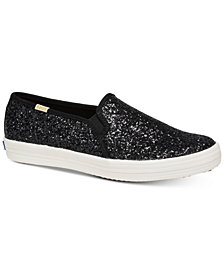 Keds for kate spade new york Double Decker Glitter Sneakers