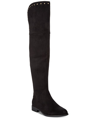 Travis Over The Knee Boots by Xoxo