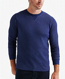 Lucky Brand Men's Fleck Thermal Crew