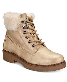 Esprit Chelsea Memory-Foam Cold-Weather Boots