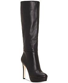 Jessica Simpson Rollin Platform Dress Boots