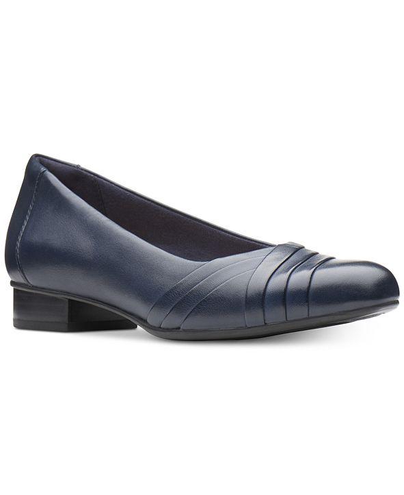 Clarks Collection Women's Juliet Petra Flat Shoes
